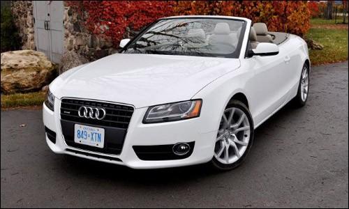 Audi Canada Audi A Cabriolet Audi A - Audi canada